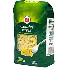 Coudes rayes U qualite superieure cello 500g