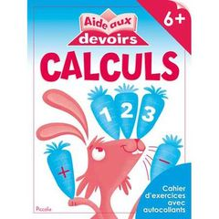 Aide aux devoirs- Calculs