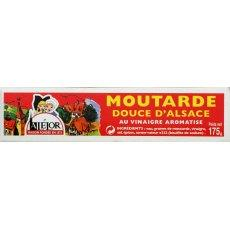 Alelor moutarde d'alsace tube 175g