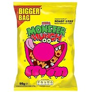 Walkers Monster Munch - Roast Beef (98g)