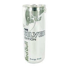 Red Bull Silver Edition 25cl