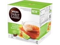 Nescafé DOLCE GUSTO citrus honey black tea dosettes x16 83g