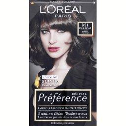 coloration preference loreal marron profond m1 image_1 - Coloration Temporaire L Oreal
