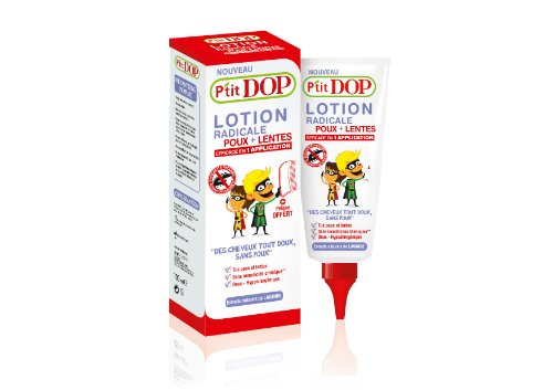 Lotion anti-poux P'TI DOP, flacon de 100ml