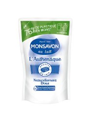 Monsavon savon liquide recharge l'authentique 200ml - Lot de 6