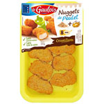 Nuggets de poulet croustillants