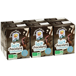 Grandeur Nature lait chocolate bio 6x20cl