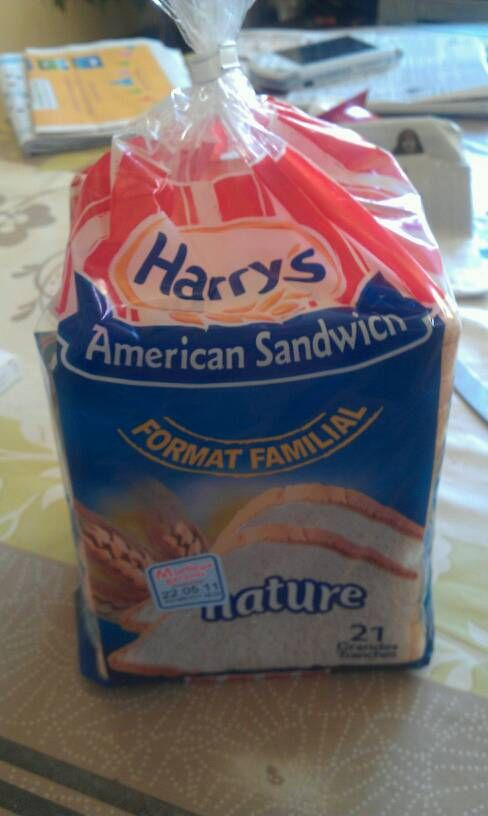 Nature - American Sandwich geant