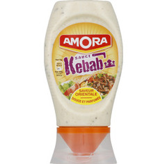 Amora sauce meat and fish kebab 256g