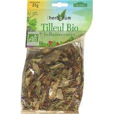 Inflorescences de tilleul L'HERBORUM, 25g