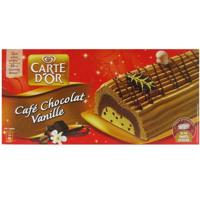 Buche Carte D'Or Cafe chocolat vanille 1l