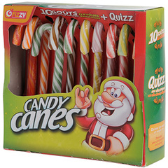 Candy canes 110g
