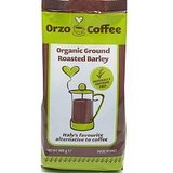 Orzo Coffee Café Moulu Grillé Barley Organique 400g (Lot de 2)