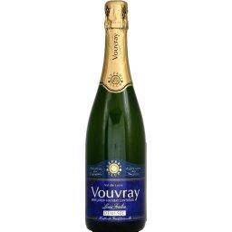 Vouvray demi-sec, methode traditionnelle - Louis Foulon, la bouteille de 75cl
