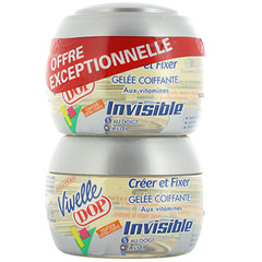 Vivelle dop gel invisible 2x150ml