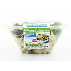 Salade de penne Nordique au saumon et tartare de concombre WEIGHT WATCHERS, 280g