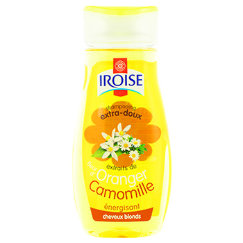 Shampooing Iroise Camomille 250ml
