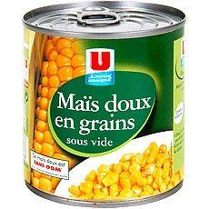Mais doux en grains U, 300g