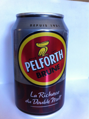 Biere brune PELFORTH, 6,5°, 33cl