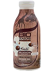 BIO SEASONS Gel Douche Karité 300 ml