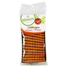 Biscuit sables Chataigne bio