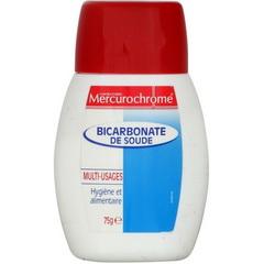 Bicarbonate de soude mercurochrome 75g tous les produits parapharmacie prixing - Deboucher toilette bicarbonate soude ...