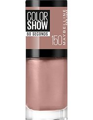 Gemey Maybelline Colorshow - Vernis à ongles -150 Mauve Kiss. - Taupe