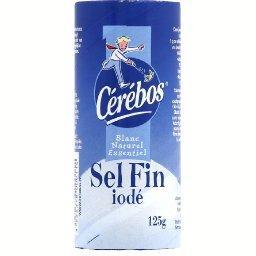 sel iodé