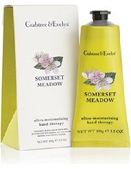 Crabtree & Evelyn Crème pour Mains Somerset Meadow 100 g