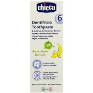 chicco - dentifrice pomme-banane
