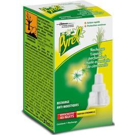 recharge liquide anti moustique parfum e citronnelle tous les produits insecticides prixing. Black Bedroom Furniture Sets. Home Design Ideas