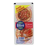 Blinis cocktail entrée maxi format x12 300g