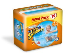 Huggies little swimmers 11-15kg taille 5 change x19 maxipack