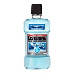 Listerine bain de bouche stay white 500ml