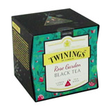 the black tea rose garden x15 twinings 37.5g