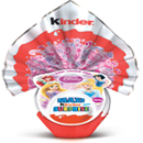 Maxi KINDER surprise fille 150g