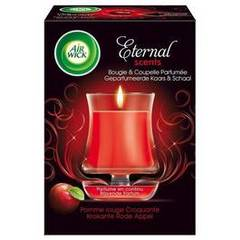 Bougie eternal scents pomme rouge croquante AIR WICK