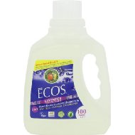 Earth Friendly Products Ecos Lavender Laundry Detergent 3.0 Litre