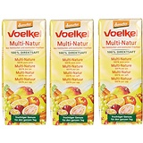 Voelkel Jus de Fruits Multi-Fruits Bio 3 x 20 cl