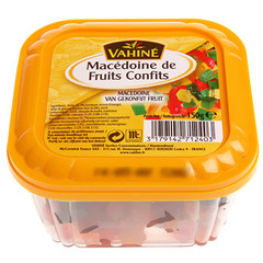 Vahine macedoine de fruits confits 150g