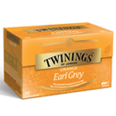 Twinings thé orange earl grey 20 sachets 30g