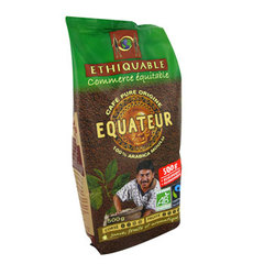 CAFE MOULU EQUATEUR BIO 500G