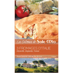 Sole Mio calzone 3 fromages 380g