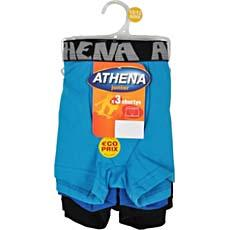 3 Shorty Basic Stretch ATHENA, taille 14 ans, coloris assortis