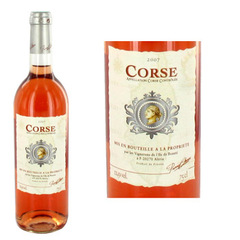 Pierre Chanau vin de Corse rose 12,5° -75cl