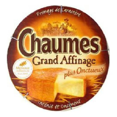 Chaumes, Fromage francais a pate molle, le fromage de 200 g