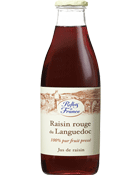 Jus de raisin 100% pur fruit pressé Reflets de France