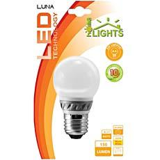 AMPOULE LED LUNA HOMELIGHTS 4W E27 BLANC CHAUD