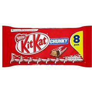 Nestle Kit Kat Chunky Bars (8x48g)