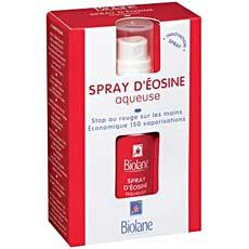 Spray d'eosine acqueuse, le pack, 7,5ml